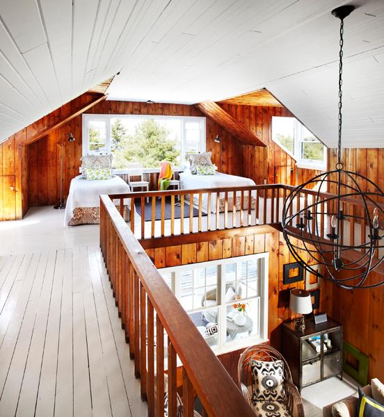 Laura Hay : Georgian Bay Retreat