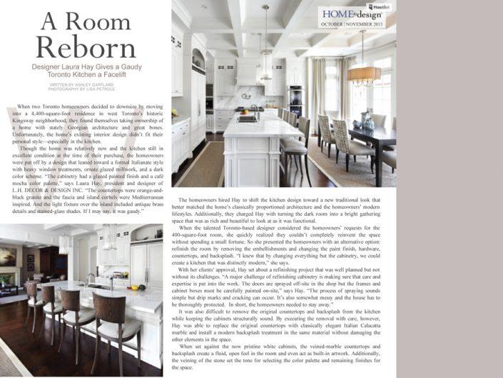 Home By Design Nov '13